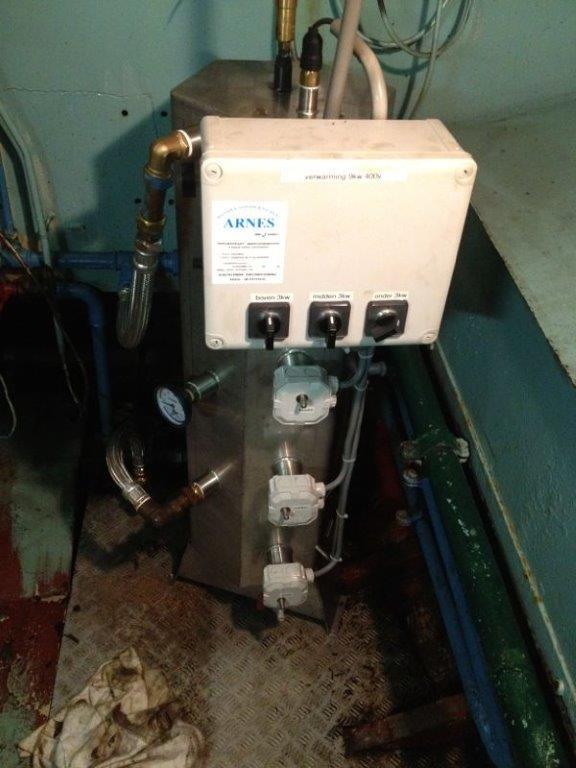 Elektrische cv ketel handelsonderneming arnes stiens for Elektrische ketel